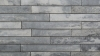 Nueva® 75 Wall product from Brampton Brick in Marble Grey