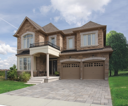 House using Historic Series product from Brampton Brick